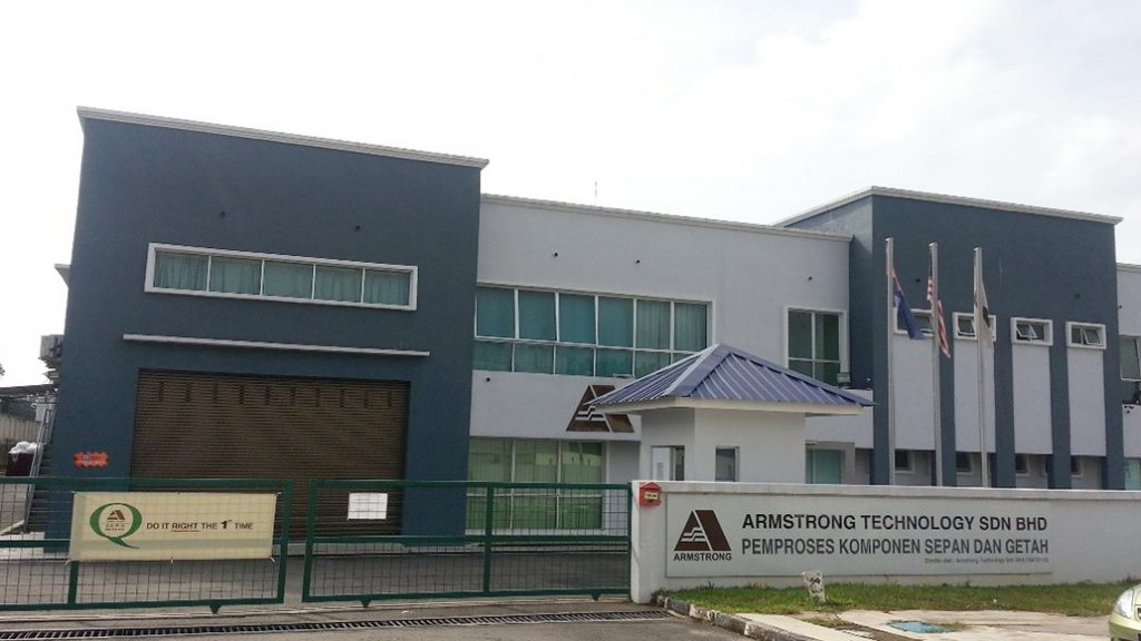 Triple H Construction & Engineering Sdn Bhd Project Armstrong Technology Sdn Bhd