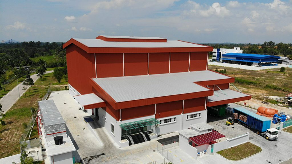 Triple H Construction & Engineering Sdn Bhd Project Guan Chong Cocoa Manufacturer Sdn Bhd