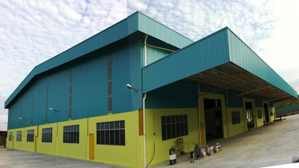 Triple H Construction & Engineering Sdn Bhd Project TN Chemie Sdn Bhd